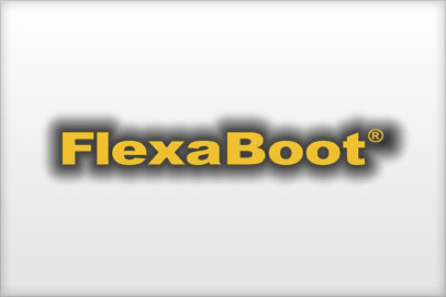 FlexaBoot® is an inexpensive, lightweight, and flexible acoustical sound boot for return air grilles.
